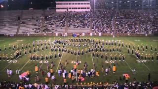 NC A Marching Band @ Sprite Battle of the Bands part 1