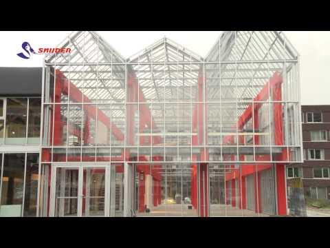 Snijder Schilderwerken - Campus UvA Amsterdam