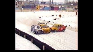 Зимние трековые автогонки (23.02.2003, Минск, стадион «Заря»)
