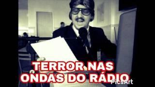 Terror nas ondas do rádio - Marcelo Fávaro - audioconto