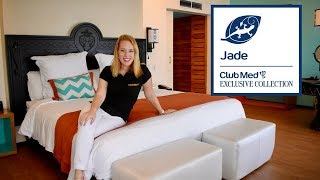 Jade 5T Space: Club Med Cancun Yucatan's luxury space