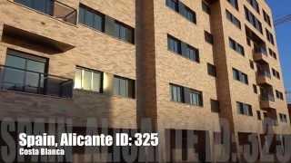 Новые апартаменты с 100% финансированием в Аликанте. Недвижимость в Испании в кредит