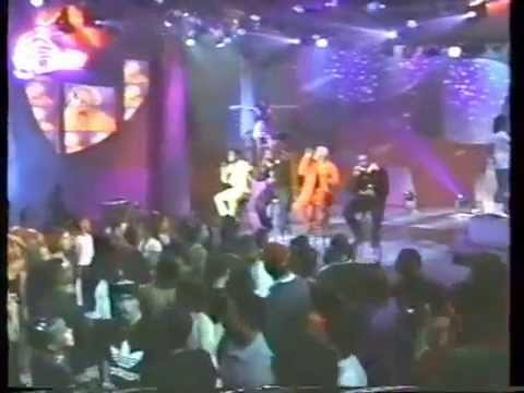 Soul Train 96' Performance - Dru Hill - In My Bed!