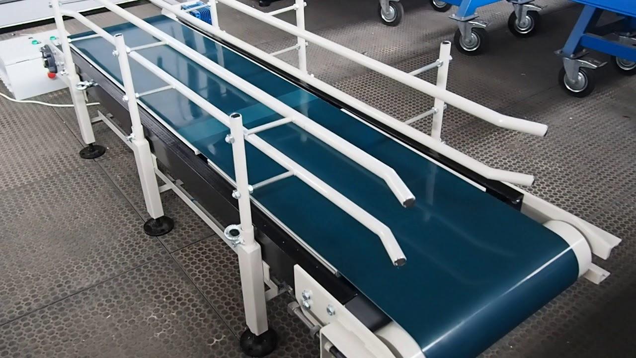 Ленточные транспортеры для погрузки мешков транспортер фольксваген каршеринг