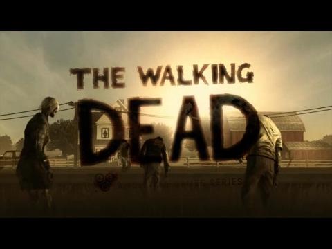 The Walking Dead w/Damo