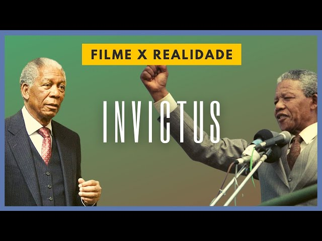 Invictus Nelson Mandela Cinema E História Youtube