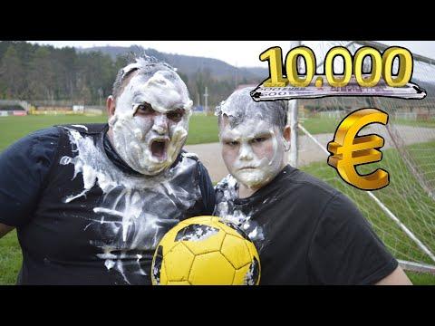 Omčo VS Sin - ŠLAG PENALTY CHALLENGE za 10000€