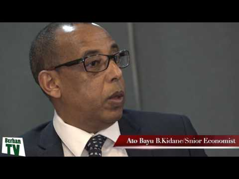 A Conversation with Justice of the Peace Worku Habtemaryam & Ato Bayu B.Kidane/Senior Economist