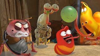 LARVA - SHOOTING HOOPS | Cartoon Movie | Cartoons For Children | Larva Cartoon | LARVA Official