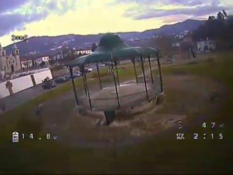 20.03.2016 - QAV 180 - Jardim S. Pedro Castelões - Vale de Cambra - DVR Dom V3