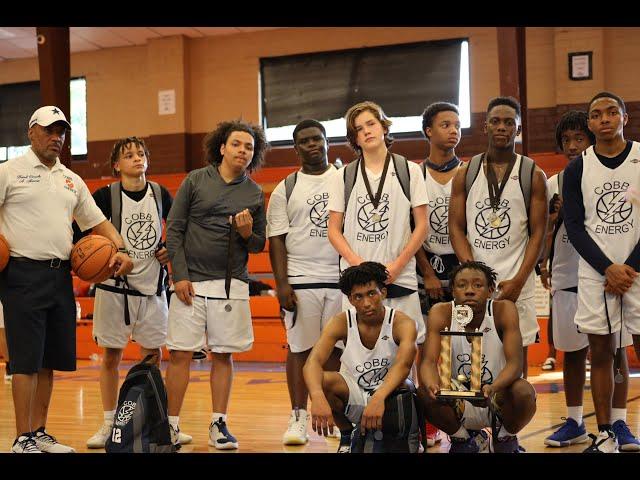 AAU Basketball Tournament 2021 - Cobb Energy