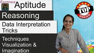 Solving Data Interpretation Problems- Tricks, Techniques, Visualization and Imagination