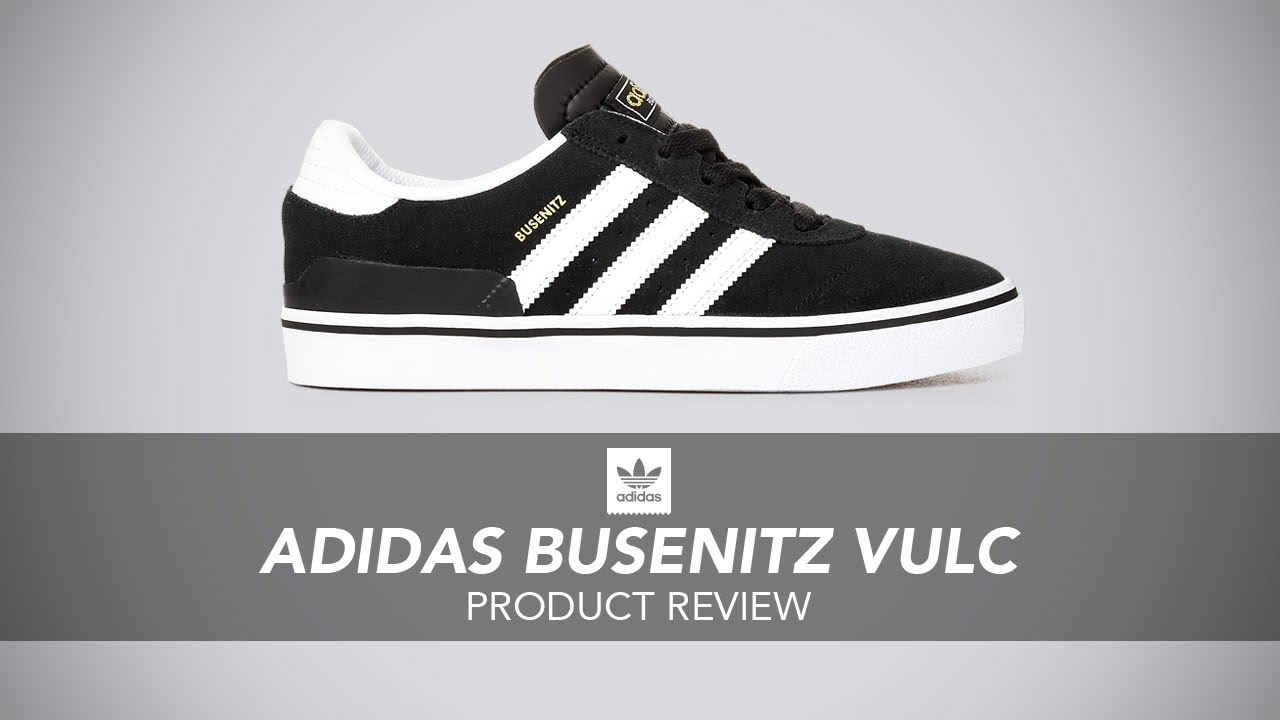 Adidas Busenitz Vulc Skate Shoe Review Rollersnakes.co.uk