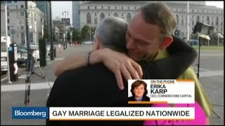 Wall Street Is Elated on Same-Sex Ruling: Todd Sears