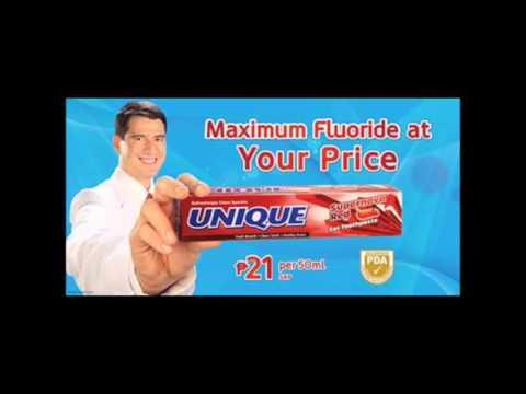 Unique Toothpaste Radio Commercial (Bombo Radyo Philippines)