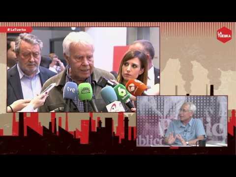 En Clave Tuerka - PSOE: resucitar sin oler a cadáver