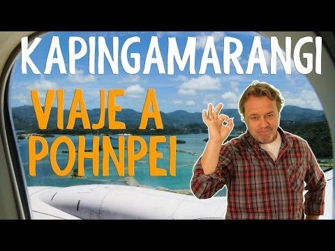 Viaje a Pohnpei - Kapingamarangi, el paraíso desconocido