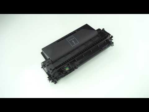 HP 80X (CF280X) Black High Yield 6,900 Pages Replacement LaserJet Toner Cartridge
