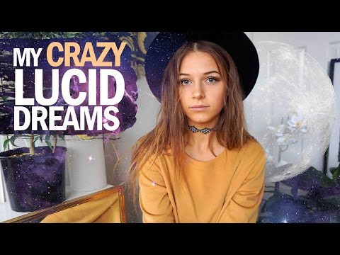 My LUCID DREAMING Experiences