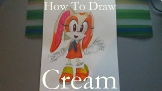 How to Draw Cream (HD)