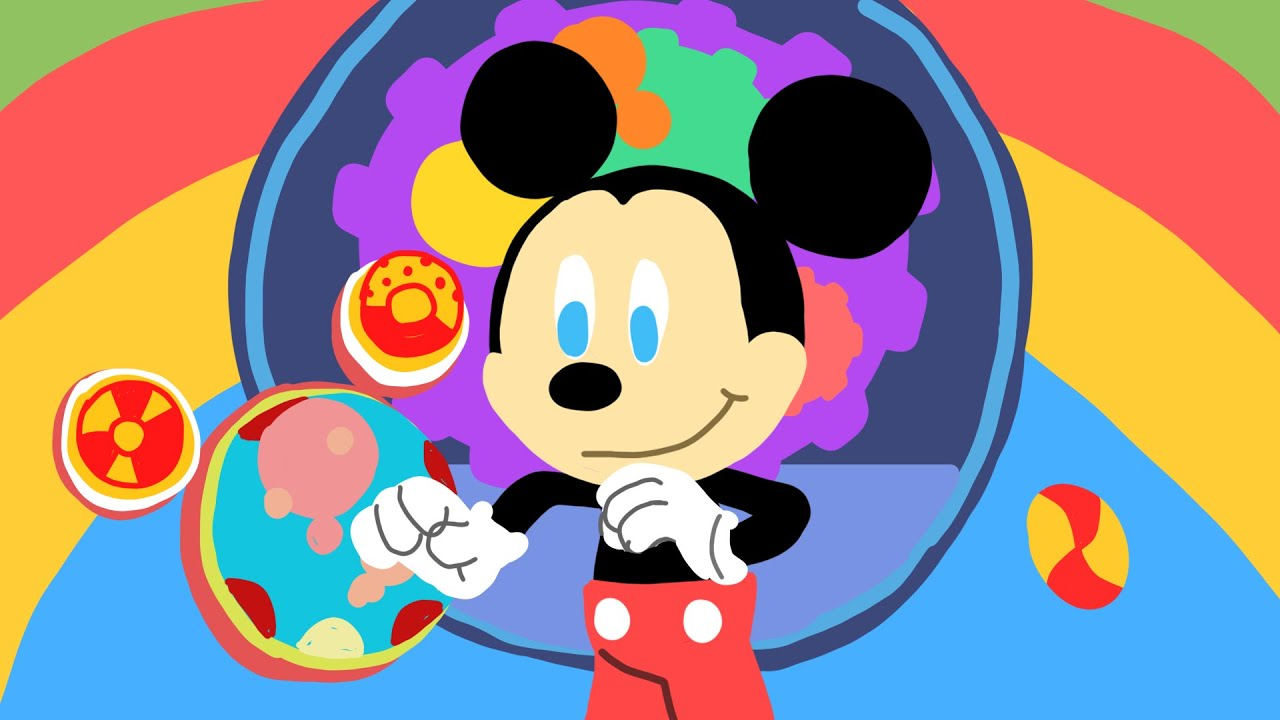 Mickey Mouse Clubhouse Toodles Goofysitter Drawing - Disney Junior Doodles
