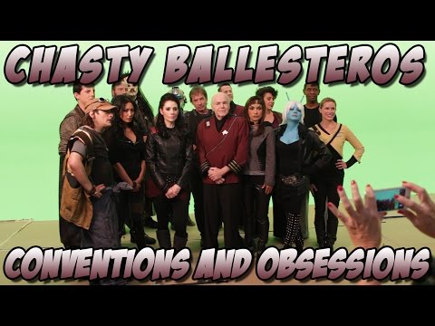 Chasty Ballesteros - On Conventions and Obsessions