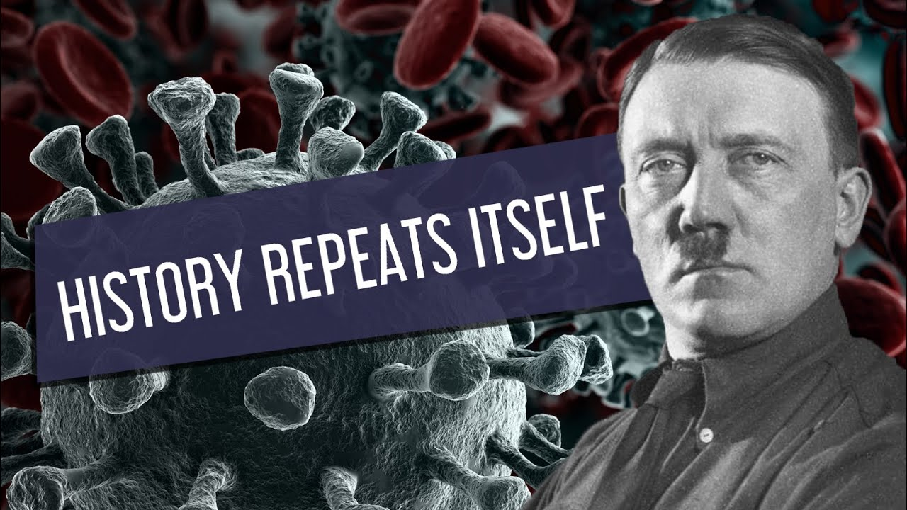 What We Can Learn From Hitler About Coronavirus (feat. Jordan Peterson)
