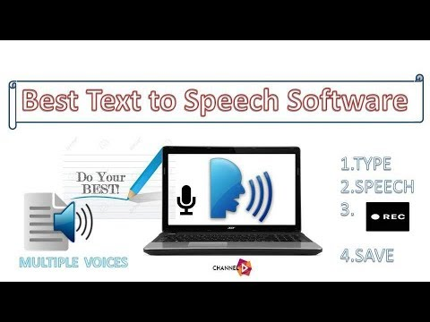 Best Text to speech FREE IVONA software (like real voice)
