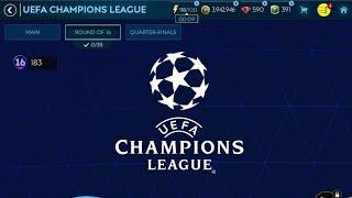 FIFA MOBILE 19 #17 - NOWA FAZA W LIDZE MISTRZÓW + CO W LUNARZE SŁYCHAĆ