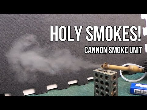 How to install Cannon smoke and flash for HL v6.0/6.1