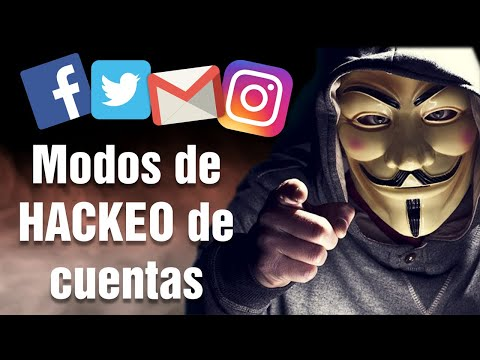THE ONLY REAL WAY YOU CAN HACK A FACEBOOK, GMAIL, TWITTER, ETC