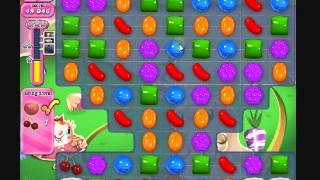 How to beat Candy Crush Saga Level 72 - 1 Stars - No Boosters - 70,366pts