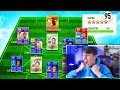 195 RATED!! - BREAKING 195 FUT DRAFT RETRO FIFA WO
