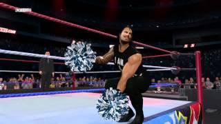 WWE 2K15 - Wank Pheasant Roman