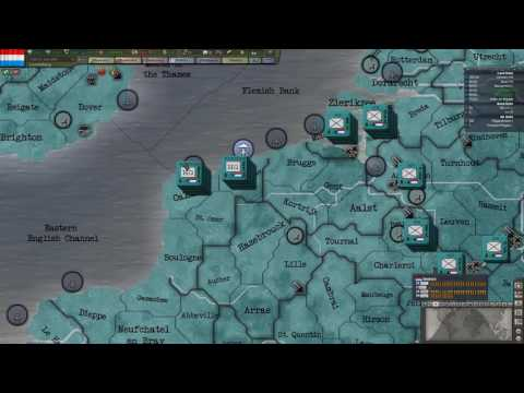 Hearts of Iron III TFH Luxembourg One Tag WC Ep32