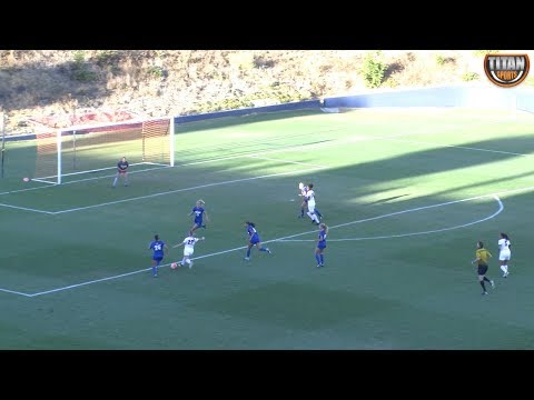 Women's Soccer vs UC Santa Barbara 2017