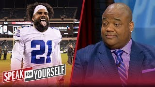 Jason Whitlock was not impressed with the Cowboys' win vs. the Eagles | NFL | SPEAK FOR YOURSELF