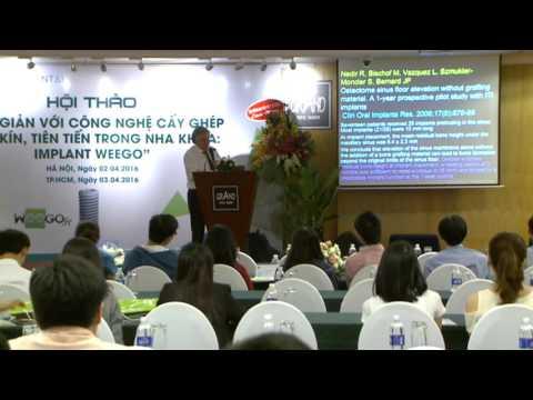 VIDEO 2 - HỘI NGHỊ 3-4-2016 TẠI GRAND SÀI GÒN HOTEL - BY NIDP DENTAL BIOTECH VIETNAM