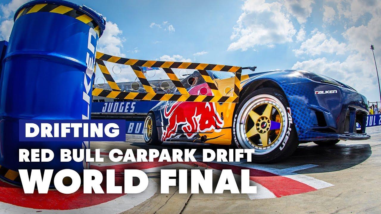 Red Bull Car Park Drift World Final FULL REPLAY | Drifting 2019