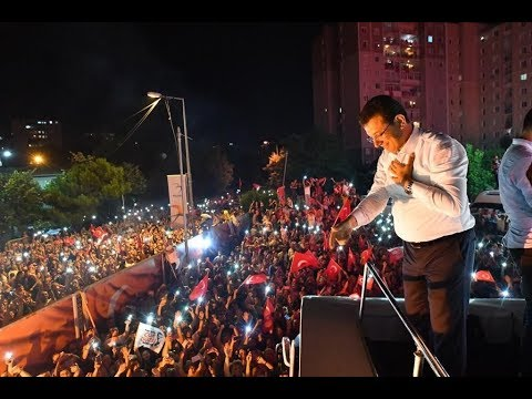 أكرم أوغلو يعد ببداية جديدة لاسطنبول  - نشر قبل 3 ساعة
