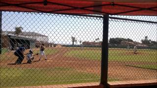 Chula Vista Green Sox vs CMS (9/13/14)