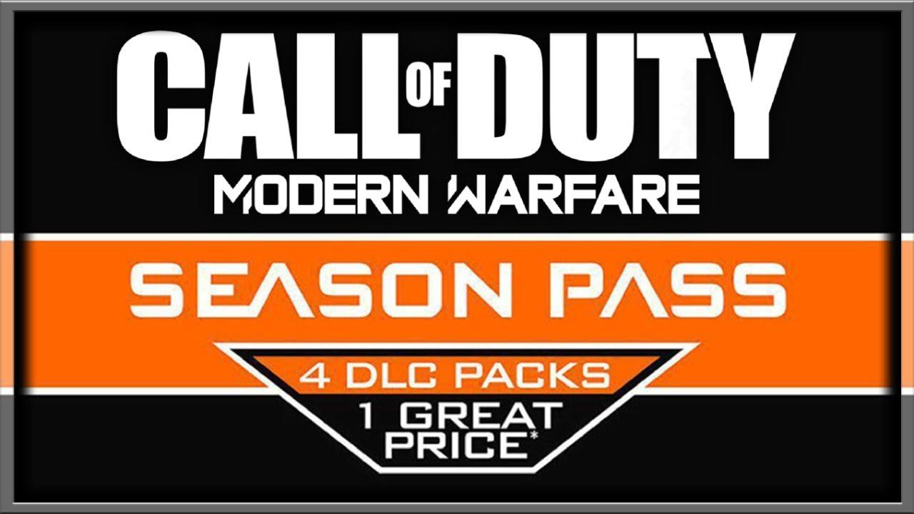Call of Duty Modern Warfare NO Season Pass + FREE DLC Leaked! (COD MW4  Reveal Trailer Inbound)