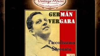 Germán Vergara -- Dónde Estará Mi Vida, Bolero Moruno (VintageMusic.es)