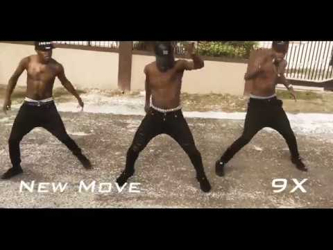 Aidonia - Yeah Yeah (Official Dance Video) ft. Explosive Dancers