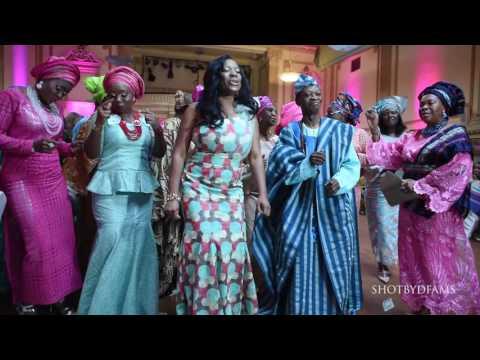 THE TJ UNION Wedding Highlights | Nigerian Wedding