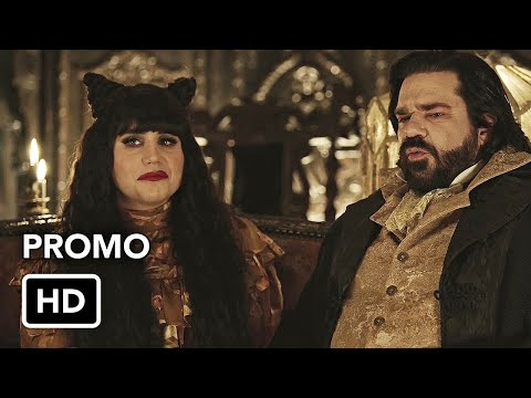 """What We Do In The Shadows Season 2 """"Turning Him"""" Teaser Promo (HD) Vampire Comedy Series"""