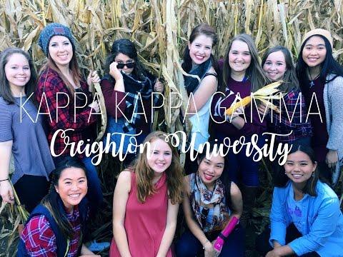 Kappa Kappa Gamma at Creighton University || Recruitment Promo 2017