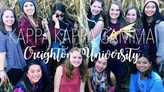 Kappa Kappa Gamma at Creighton University || Recruitment Promo 2017
