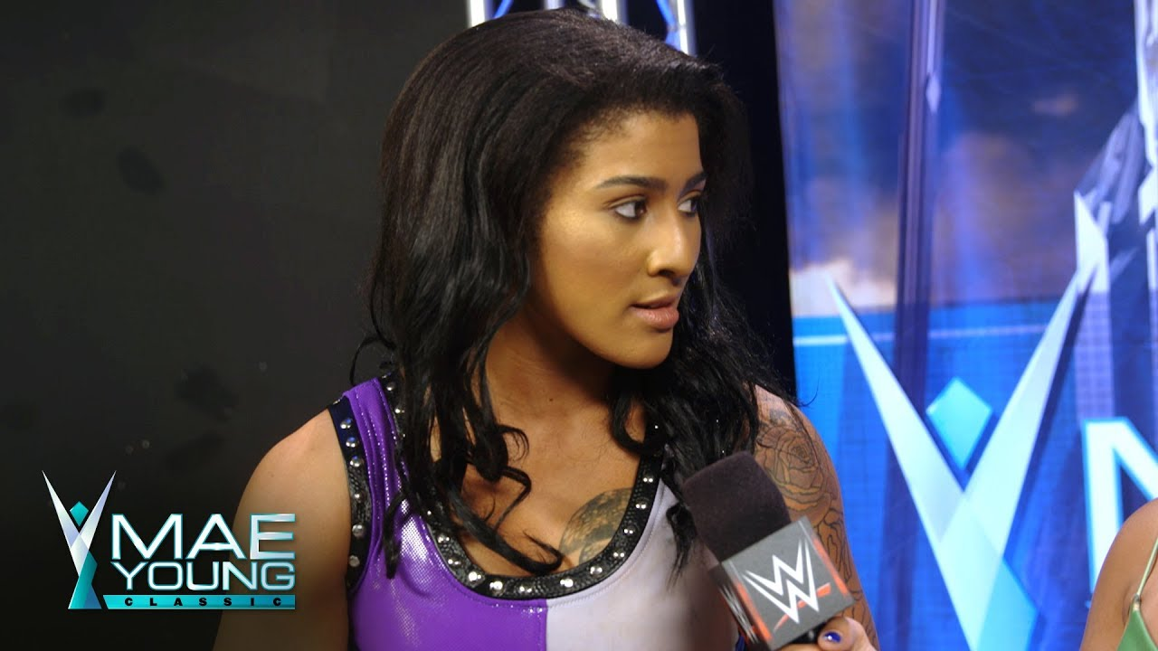 Nicole Savoy Suffers Injury Scare At MLW Fightland Tapings