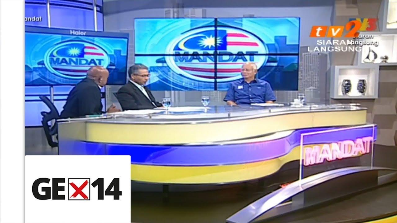 Vote wisely, GE14 will determine Malaysia's destiny, says Najib